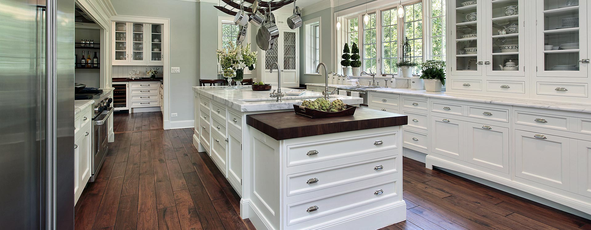 Authentic Custom Cabinetry